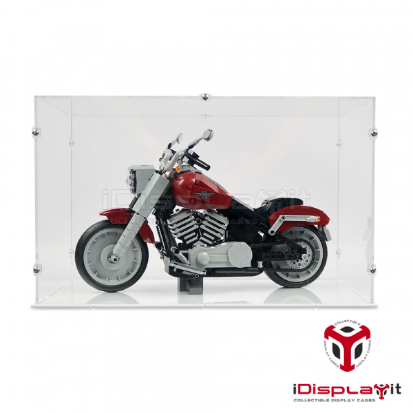 10269 Harley Davidson Fat Boy Display Case