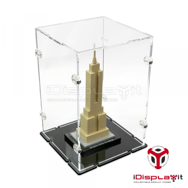 21002 Empire State Building Display Case