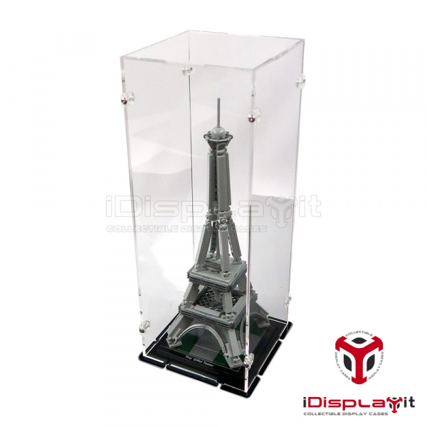 21019 Eiffel Tower Display Case