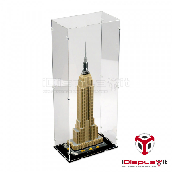 21046 Empire State Building Display Case