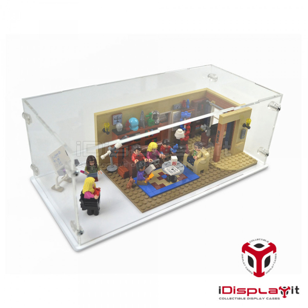 21302 The Big Bang Theory Display Case