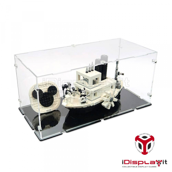 21317 Steamboat Willie Display Case
