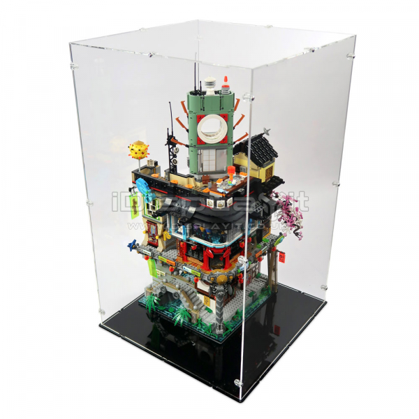 70620 Ninjago City Display Case