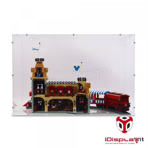 71044 Disney Train and Station Display Case