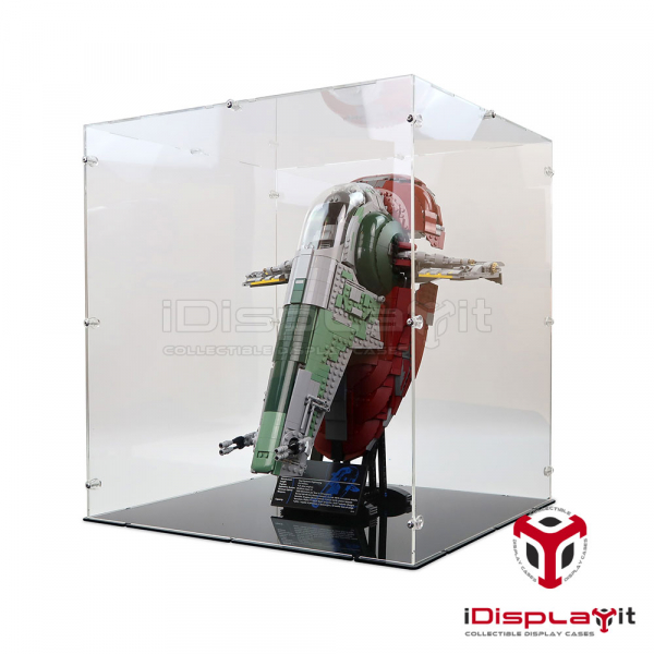 75060 Slave 1 (On Stand) Display Case