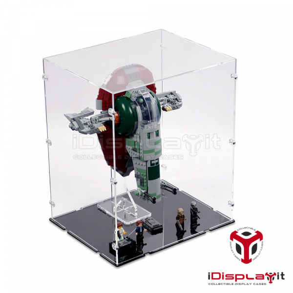 75243 Slave 1 - 20th Anniversary Edition Display Case