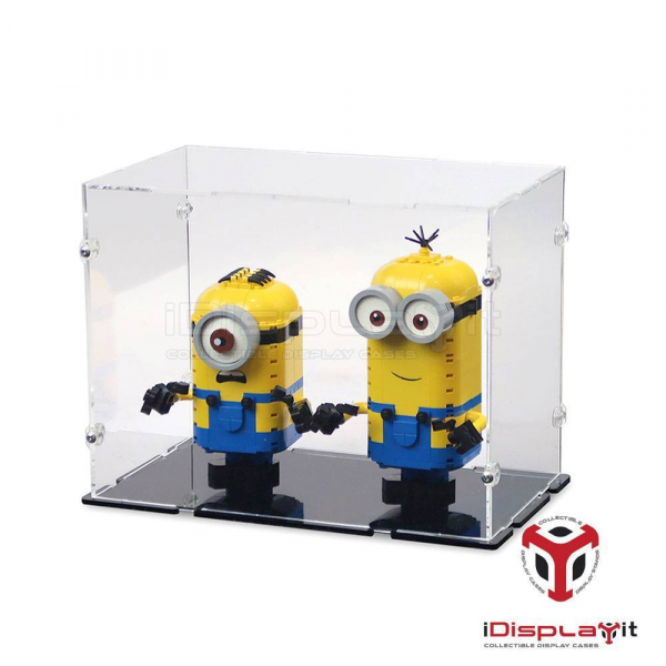 75551 Minions and their Lair Display Case