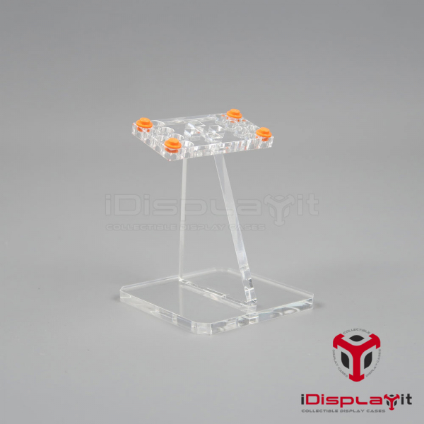 Angled Display Stand for Lego Models (8cm)