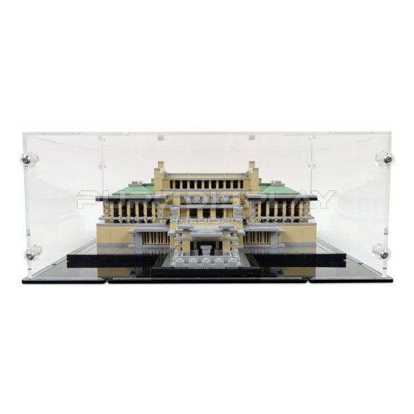 21017 Imperial Hotel Display Case